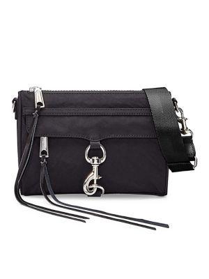 30d1f8d2a QUICK VIEW. Rebecca Minkoff. Mini Mac Nylon Crossbody Bag. $205.00 · Hayden Crossbody  Bag Black. QUICK VIEW