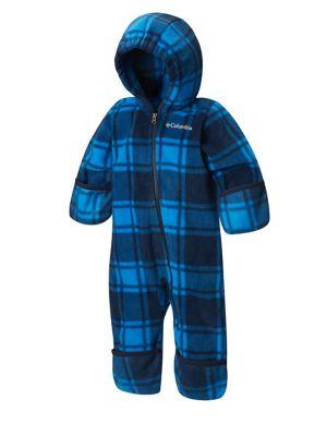 Baby's Plaid Snowsuit (Kids) photo