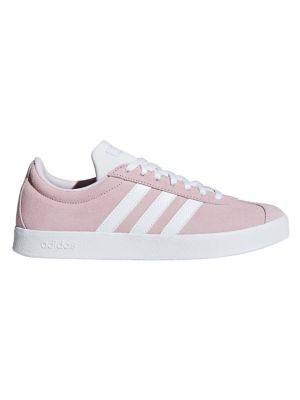 adidas VL Court 2.0 Shoes Pink | adidas US