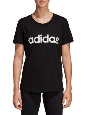 f2f07cc2a7b QUICK VIEW. Adidas. Essentials Linear Cotton Tee