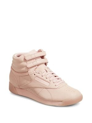 981c62d6319f2e Women s Logo High-Top Sneakers BEIGE. QUICK VIEW. Product image
