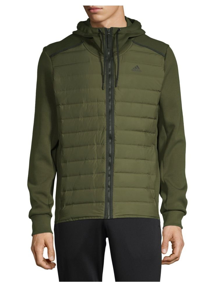 c46e0eda Adidas - Varilite Hybrid Jacket - thebay.com