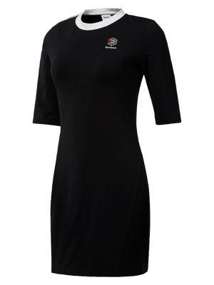 7f654866cae QUICK VIEW. Reebok. Classics Stretch-Cotton Dress