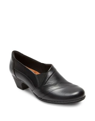433c3d1e083f51 Product image. QUICK VIEW. Rockport Cobb Hill. Cobb Hill Abbott Slip-On  Shoes.  165.00 · Janna Perforated Wedge Sandals BLACK