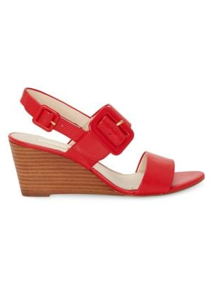 60ae29a539 QUICK VIEW. Louise Et Cie. Putnam Leather Wedge Sandals