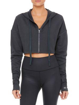 5ecd02e29a QUICK VIEW. Alo Yoga. Extreme Cropped Jacket