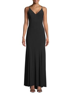 a5b9756dfdf QUICK VIEW. Xscape. Embellished Sleeveless Gown