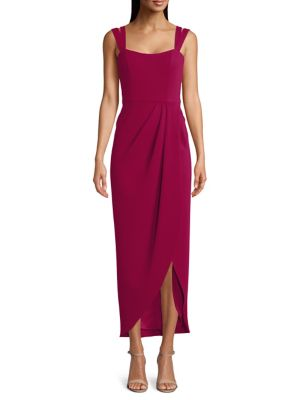4cc50c2f QUICK VIEW. Xscape. Pleated Midi Dress