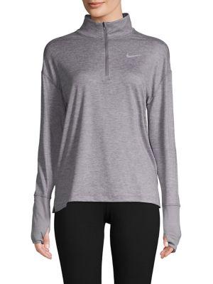 c82d5a998d QUICK VIEW. Nike. Logo Running Top.  80.00 Now  50.40 · Classic Logo Sports  Bra BLACK