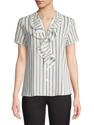 8ba02fba60b7 Karl Lagerfeld Paris | Women - Women's Clothing - Tops - thebay.com