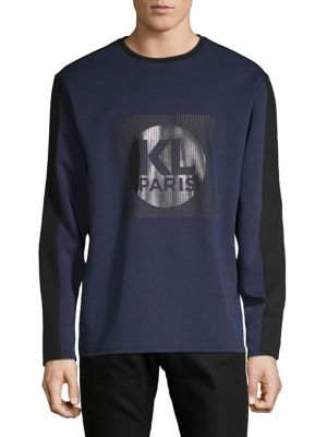 31bd0923b2 Product image. QUICK VIEW. Karl Lagerfeld. LK Paris Logo T-Shirt