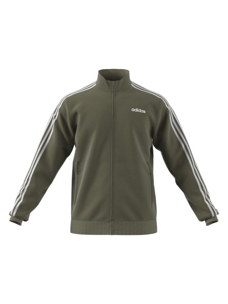 0c9d99f704fd Adidas - Essentials 3-Stripes Track Jacket - thebay.com