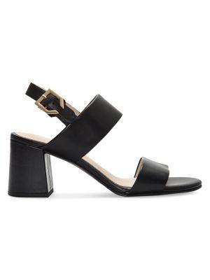 74e15820e5a0bd Lea Leather Sandals BLACK. QUICK VIEW. Product image