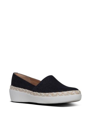 402a92ecec7 QUICK VIEW. Fitflop. Casa Denim Loafers
