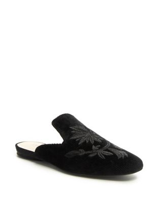Lili Backless Loafers by Topshop