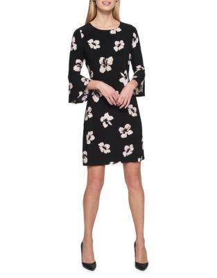 d69c51a7efd QUICK VIEW. Tommy Hilfiger. Collegiate Floral Jersey Dress