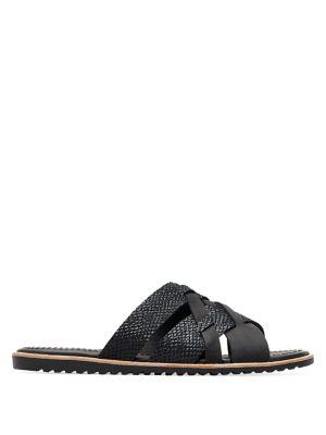 b13b4ce3e934 QUICK VIEW. Sorel. Ella Leather Slide Sandal