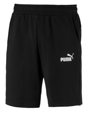 28df7bd0a8 Amplified Logo Terry Shorts BLACK. QUICK VIEW. Product image. QUICK VIEW.  Puma