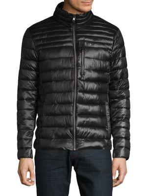 b2b0dd4341c11 QUICK VIEW. Calvin Klein. Classic Packable Puffer Jacket