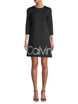 Clothing Calvin Klein Women's Dresses Women YBFqwtg