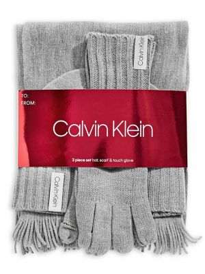 Calvin Klein   Women - Accessories - Hats, Scarves   Gloves - thebay.com 50ded54e4cd