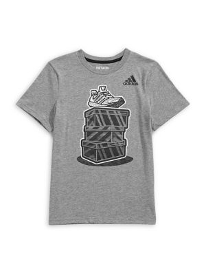 low priced 70173 11543 QUICK VIEW. Adidas. Boy s Graphic Cotton Blend Tee