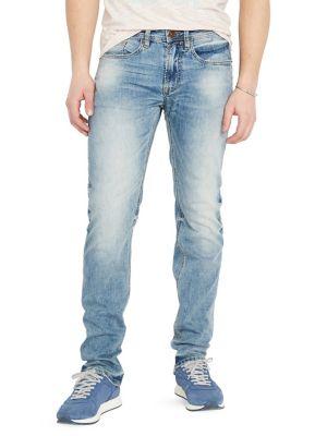 7bdd702d750 Product image. QUICK VIEW. Buffalo David Bitton. Slim Straight-Leg Jeans