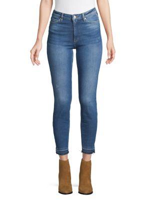 Buffalo David Bitton Leilah Semi High Rise Jeans