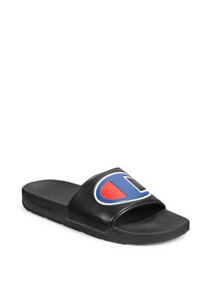 d772125faa6d QUICK VIEW. Champion. IPO Logo Slides.  50.00 · Logo Embossed Slide Sandal  WATERFALL GREEN