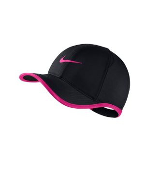 900706788e4 Kid s AeroBill Featherlight Dri-Fit Cap BLACK. QUICK VIEW. Product image