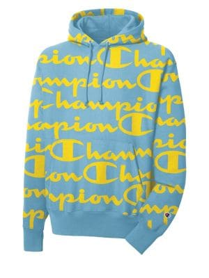38dedc19b954 QUICK VIEW. Champion. Reverse Weave Logo-Print Hoodie.  95.00 · Reverse  Weave Cotton Blend ...