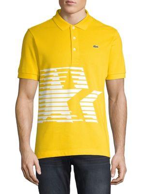 5e36f158d27 Photo du produit. COUP D OEIL. Lacoste. T-Shirt de style polo ...