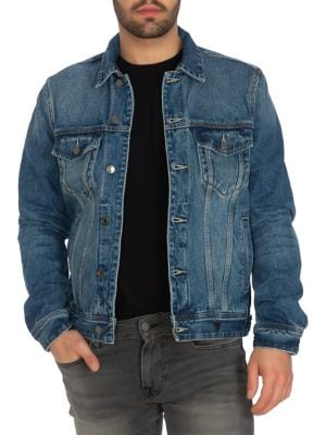 ebeea89b34 QUICK VIEW. GUESS. Dillon Denim Jacket