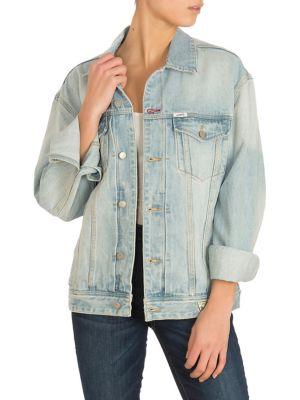 968720ac419a9 QUICK VIEW. GUESS. Original Oversized Jacket