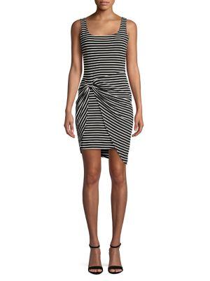 9026bd0e6 Product image. QUICK VIEW. GUESS. Donella Striped Bodycon Dress