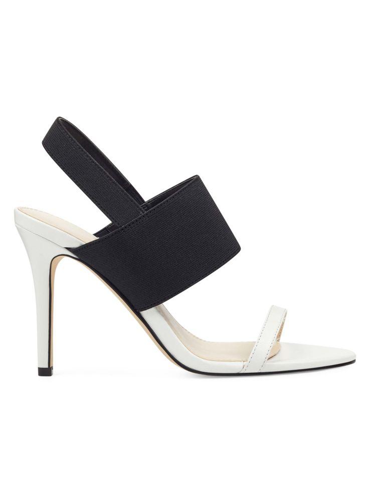 meilleur fournisseur meilleures chaussures nouveaux produits pour Nine West Sandales à talon aiguille classiques