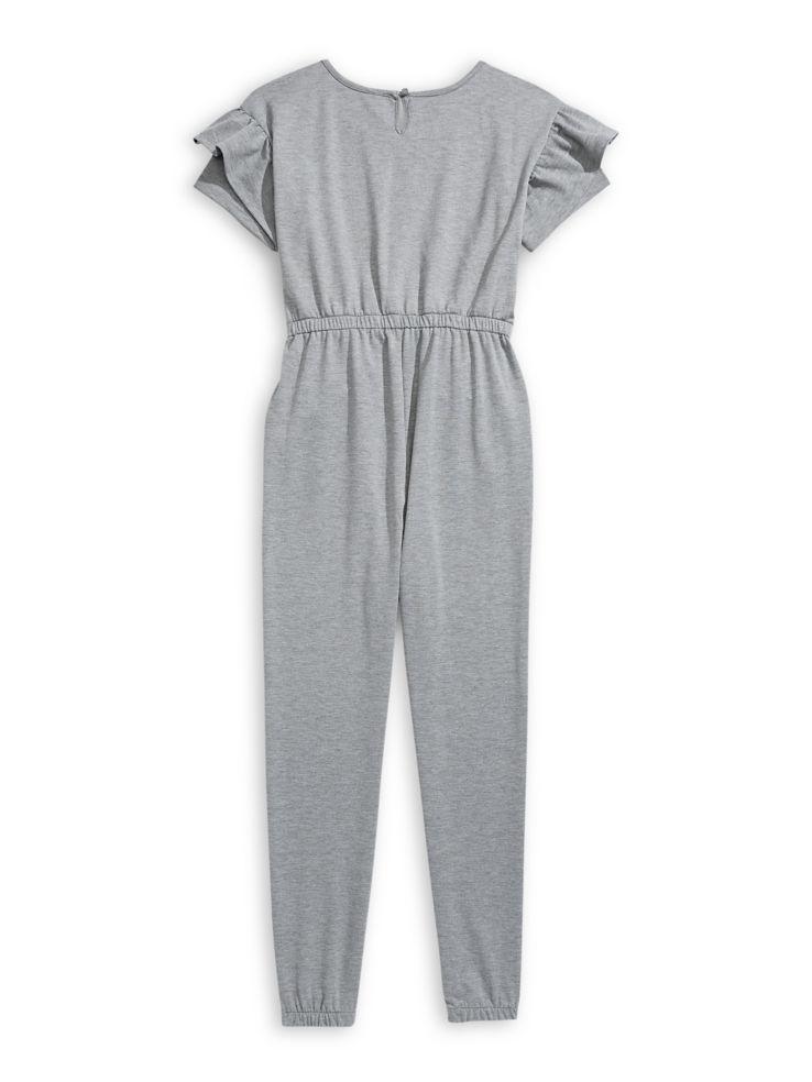 18d0ca0a5f2d Design Lab Lord   Taylor - Girl s Cotton Jumpsuit - thebay.com
