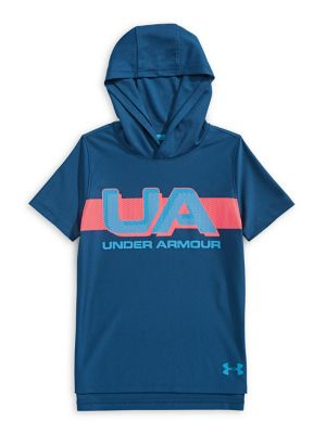 6a21e5ec6 QUICK VIEW. Under Armour. Boy's UA Tech Short Sleeve Hoodie