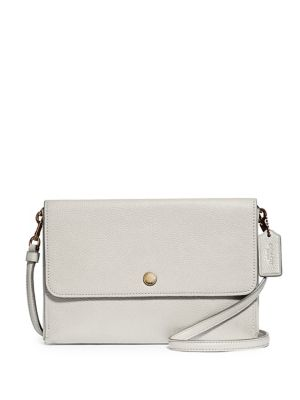6eb600d0c153 QUICK VIEW. Coach. Leather Triple Crossbody
