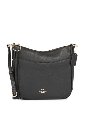 7538a2cde6d0 QUICK VIEW. Coach. Chaise Leather Crossbody Bag