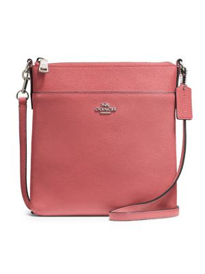 da077e5801b7 QUICK VIEW. Coach. Floral Leather Crossbody Bag
