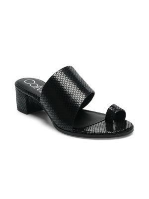 1fc72ddb39b6 Women - Women s Shoes - Sandals - Heeled Sandals - thebay.com