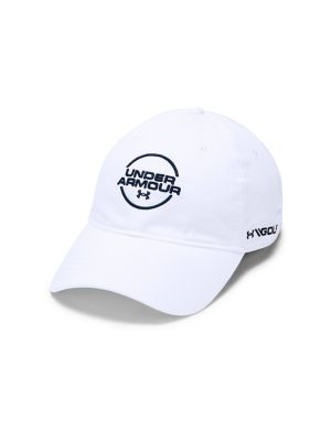 e6714dc7 Jordan Spieth Washed Baseball Cap WHITE. QUICK VIEW. Product image. QUICK  VIEW. Under Armour