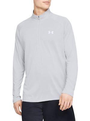 Tech Heathered Sweatshirt