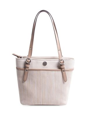 b118b5b784 Product image. QUICK VIEW. Anne Klein. Woven Dreams Leather Pocket Tote.   108.00 · Imprinted Geometric Crossbody Bag CHERRY