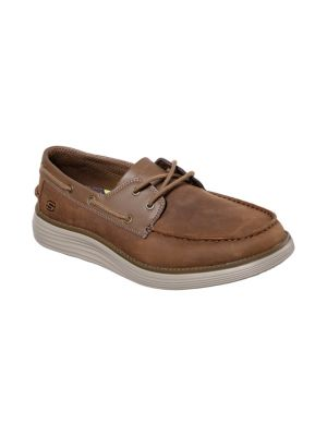 5663cd235 QUICK VIEW. Skechers. Classic Leather Boat Shoes