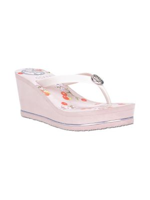 7e6ce759a QUICK VIEW. GUESS. Saidah Wedge Sandals