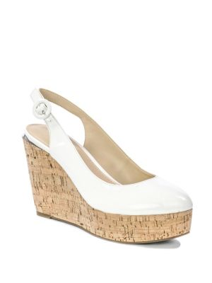 7e2547f25a02 Hardyn Wedge Sandals WHITE. QUICK VIEW. Product image