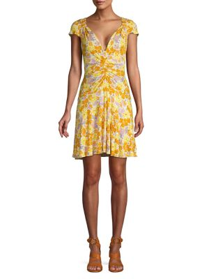 cbac36ed8a4 QUICK VIEW. Free People. Key To My Heart Mini Dress