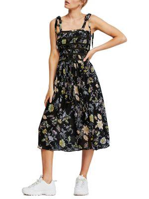 0c943df1670 QUICK VIEW. Free People. Isla Floral Midi Dress
